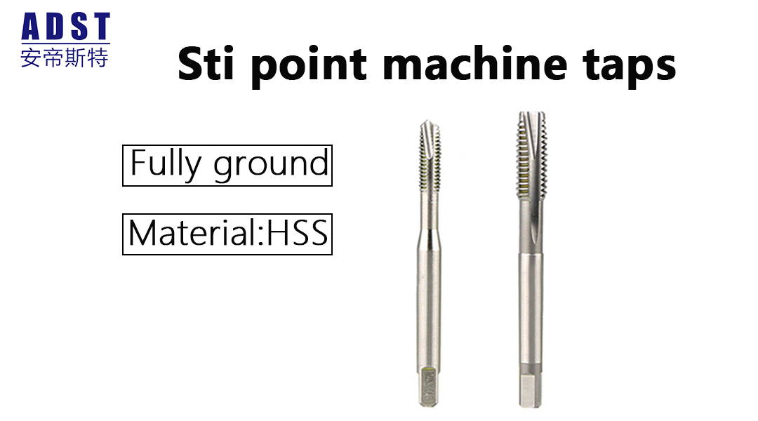 sti point machine taps