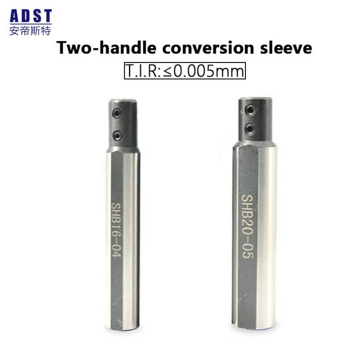 two handle conversion sleeve