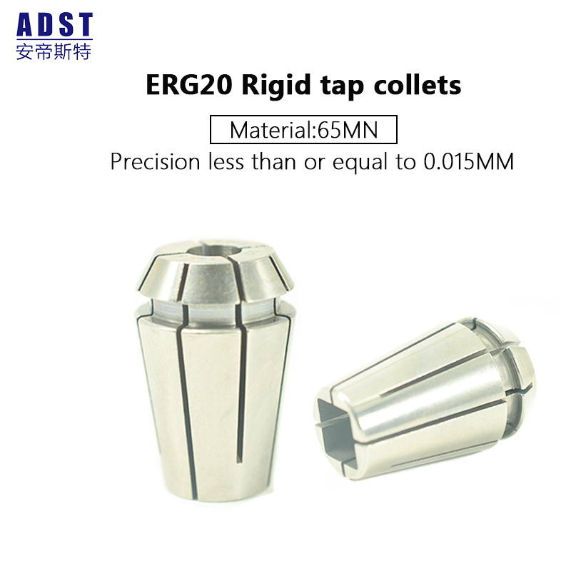 ERG20 Rigid tap collets