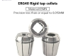 ERG40 Rigid tap collets